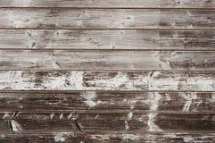 Drewniana wieśniak ściana Fotografia Royalty Free