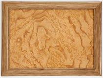 drewniana złota struktura Zdjęcie Royalty Free