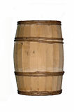 drewniane barrel Zdjęcia Royalty Free