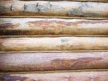 Drewniane bele zdjęcia stock