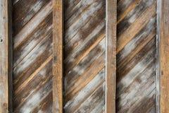 Drewniane cioski Zdjęcia Stock