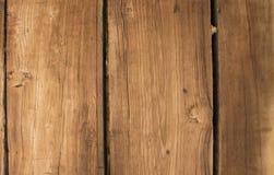Drewniane deseczki Zdjęcie Royalty Free