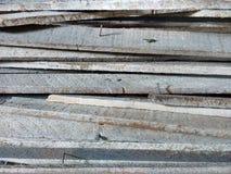 Drewniane deseczki, Domowa odświeżanie rozbiórka fotografia royalty free