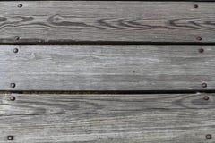 Drewniane deski Zdjęcia Royalty Free