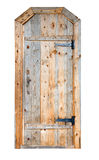 drewniane drzwi Obraz Royalty Free