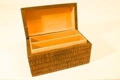 Drewniane klatki piersiowe Zdjęcie Royalty Free