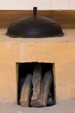 drewniane kulinarne kuchenki Obraz Royalty Free