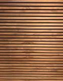 Drewniane linie Zdjęcia Stock