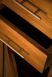 drewniane meble Zdjęcia Stock