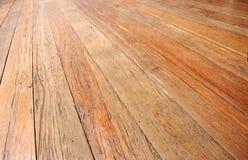 drewniane podłogi Obrazy Royalty Free