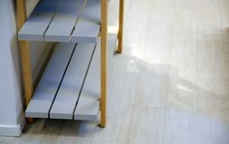 Drewniane próbki różni typ materiał zdjęcia royalty free
