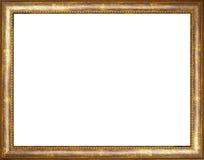 drewniane ramowy Zdjęcia Stock