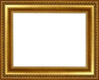 drewniane ramowy Obrazy Stock