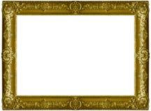 drewniane ramowy Obrazy Royalty Free