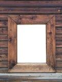 drewniane ramowy Zdjęcia Royalty Free