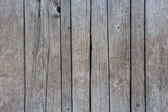 Drewniane tło szarość Obrazy Royalty Free