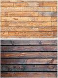 Drewniane tekstury 01 Zdjęcia Royalty Free