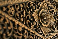 drewniane wzoru Fotografia Royalty Free