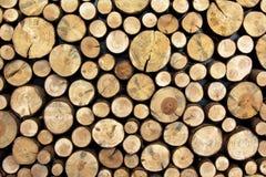 drewnianego notuje Zdjęcia Stock