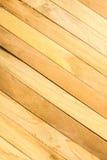 Drewnianego tekstury tła tabal kolor żółty Zdjęcie Stock