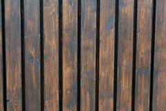 Drewnianego tekstury tła starzy panel Obrazy Royalty Free