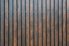 Drewnianego tekstury tła starzy panel Zdjęcia Stock