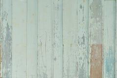 Drewnianej deski brown i zielony tło rocznik Zdjęcie Royalty Free
