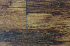 Drewnianej deski pakunek Fotografia Stock