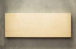 Drewnianej deski panel obrazy stock