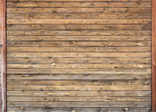 Drewnianej deski tekstury naturalny tło Fotografia Stock