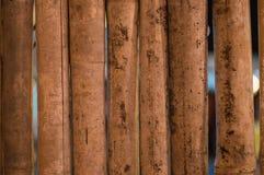 Drewnianej pokój ściany tekstury podłogowe tapety i tła Obrazy Stock