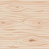 Drewnianej tekstury bezszwowy wzór Zdjęcia Royalty Free