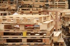 Drewniani barłogi zdjęcie royalty free