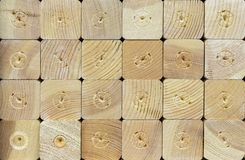 Drewniani bary na półce narzędzia sklep obrazy stock