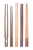 Drewniani chopsticks Obraz Stock