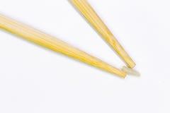 Drewniani chopsticks dla suszi ryż adry took1 Zdjęcie Royalty Free