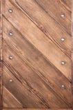 drewniani deska rygle obraz stock