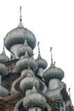 Drewniani kościół na Kizhi obraz royalty free