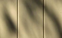Drewniani panel cieniący Zdjęcia Stock
