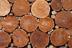 Drewniani pokłada Obrazy Royalty Free