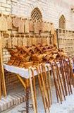 Drewniani rzemiosła Zdjęcia Stock