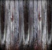 drewniani starzy grunge panel Fotografia Royalty Free