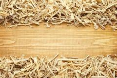 drewniani trocinowi tło golenia zdjęcia stock