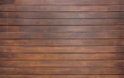 Drewniany ścienny tło Fotografia Stock