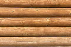 Drewniany ścienny tło Obrazy Stock