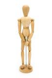 drewniany artysty mannequin Fotografia Stock