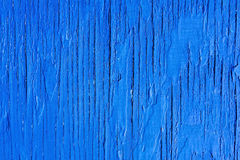 Drewniany Błękitny tekstury tło Drewniany Zdjęcie Stock