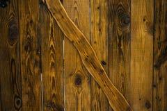 Drewniany bacground zmrok Zdjęcie Stock