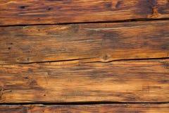 Drewniany backround Obrazy Stock