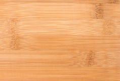 Drewniany bambusowy panel Obraz Stock